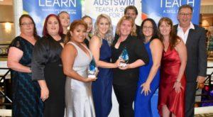 AUSTSWIM award winners